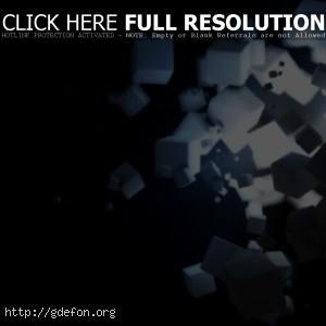 Кубики в пространстве