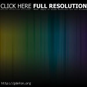 Полосы цветов радуги
