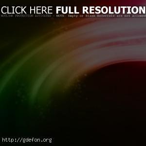 Красно-зеленая абстрактция
