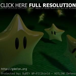 Смешные желтые звездочки — скачать