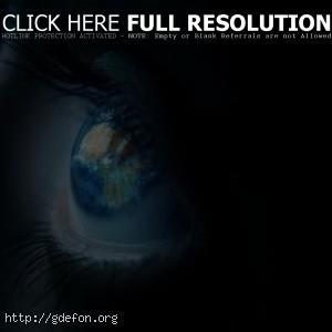 Весь мир в твоих глазах
