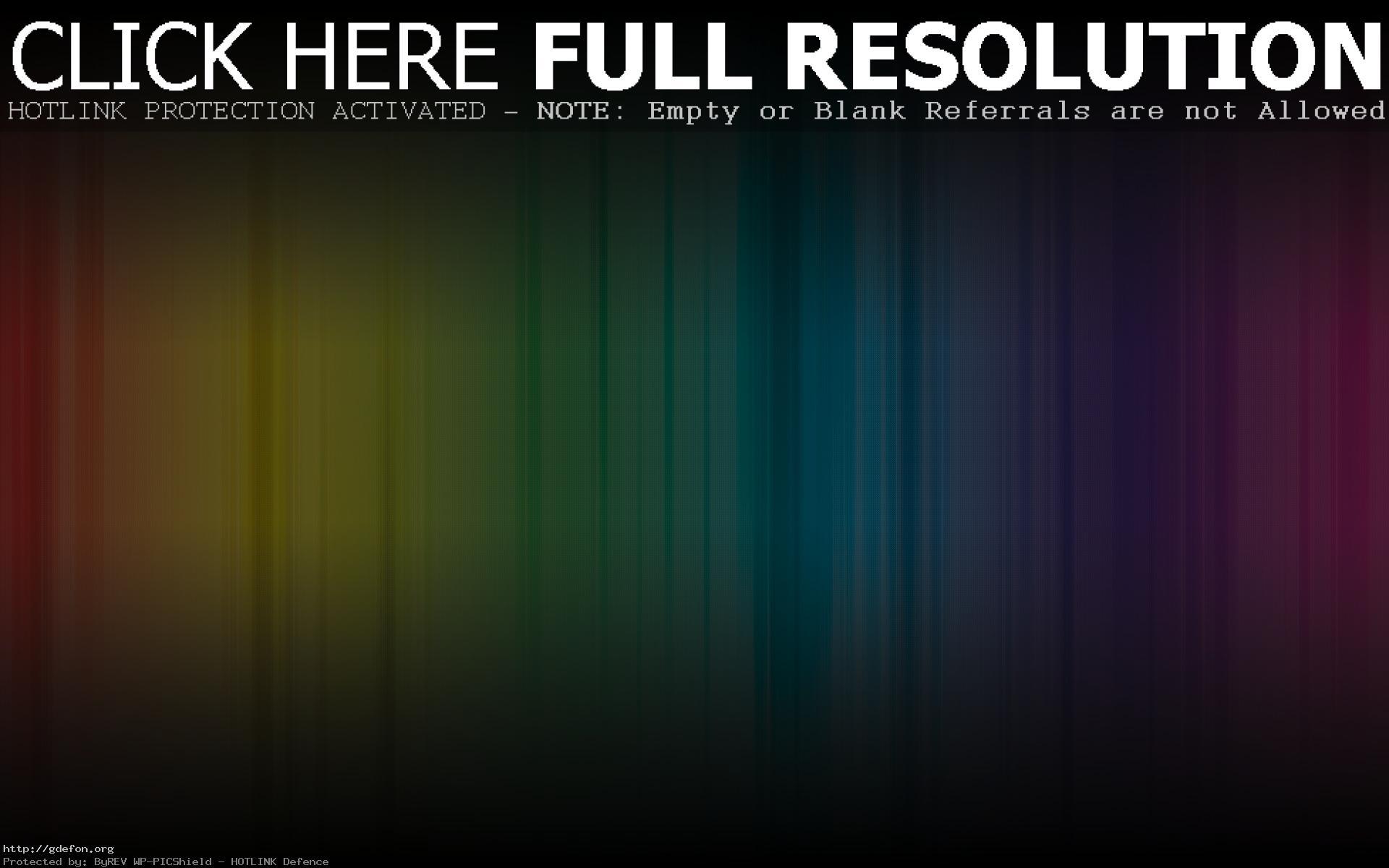 Скачать обои полосы цветов радуги на