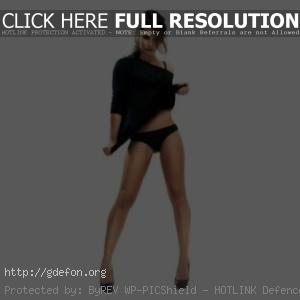 Эванджелин Лилли в нижнем белье