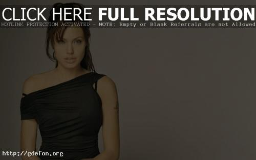 Обои Анжелина Джоли фото картики заставки