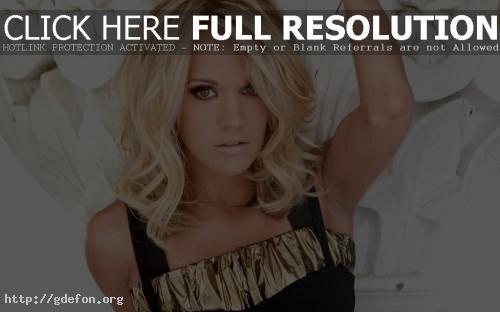 Обои Carrie Underwood фото картики заставки