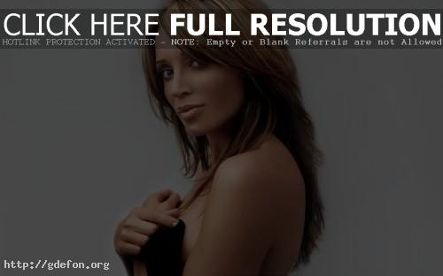 Обои Danni Minogue голая фото картики заставки