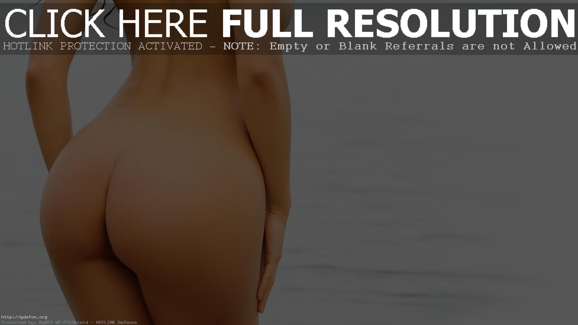 Здоровая женская жопа