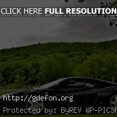 Черный Ferrari