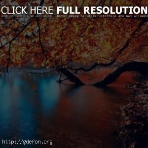 Пейзаж неземной красоты
