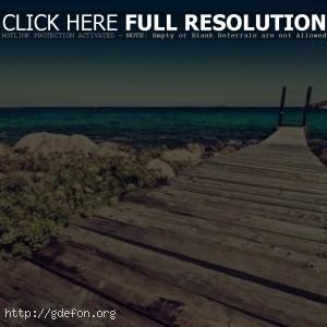 Берег, моря, пейзаж