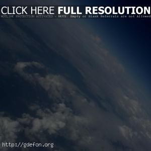 Облака, атмосфера