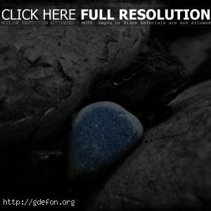 Камни, черно-белое, макро