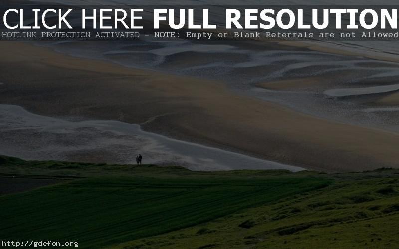 Обои Пляж, берег, поляна фото картики заставки