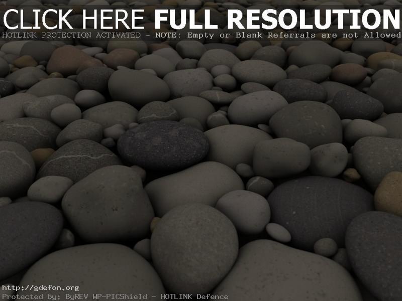 Обои Пляж, галька, камни, прибой, природа фото картики заставки