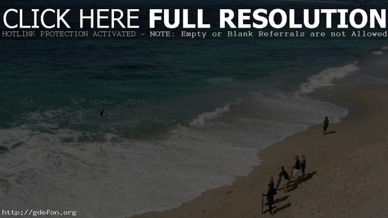 Обои берег, море, волны фото картики заставки