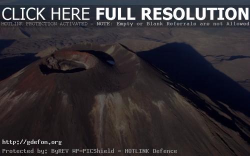 Обои Потухший вулкан фото картики заставки
