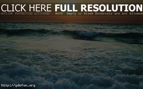 Обои Волнение моря фото картики заставки