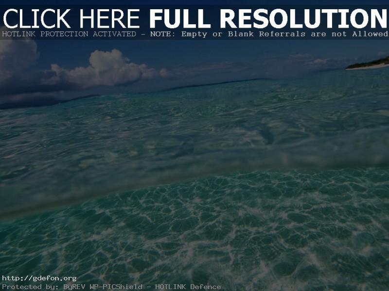 Обои Море, небо, облака фото картики заставки