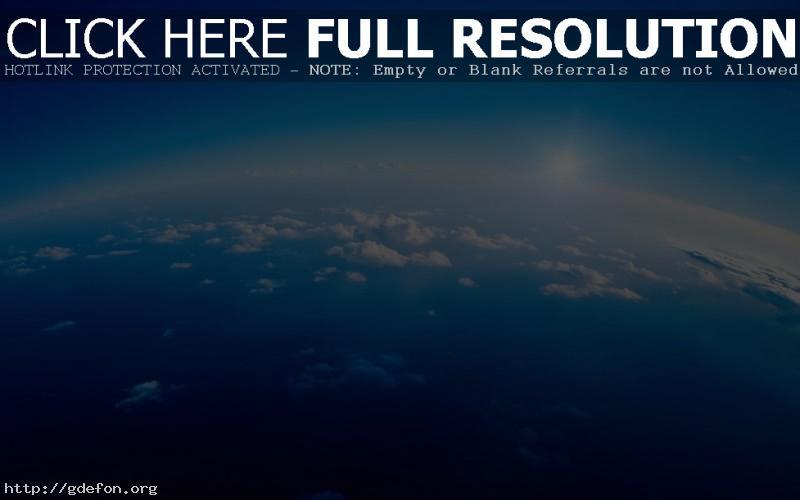 Обои Облака, атмосфера, небо, горизонт фото картики заставки