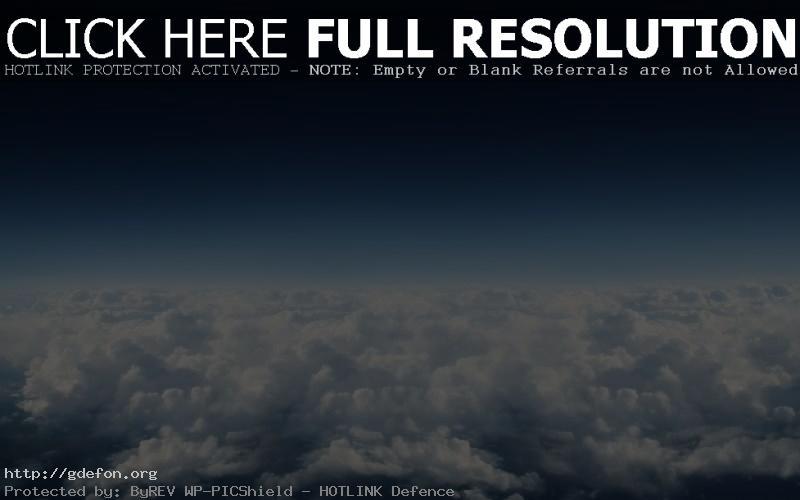 небо облака картинки на рабочий стол