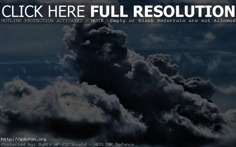 Обои Облака, тучи, небо, непогода фото картики заставки
