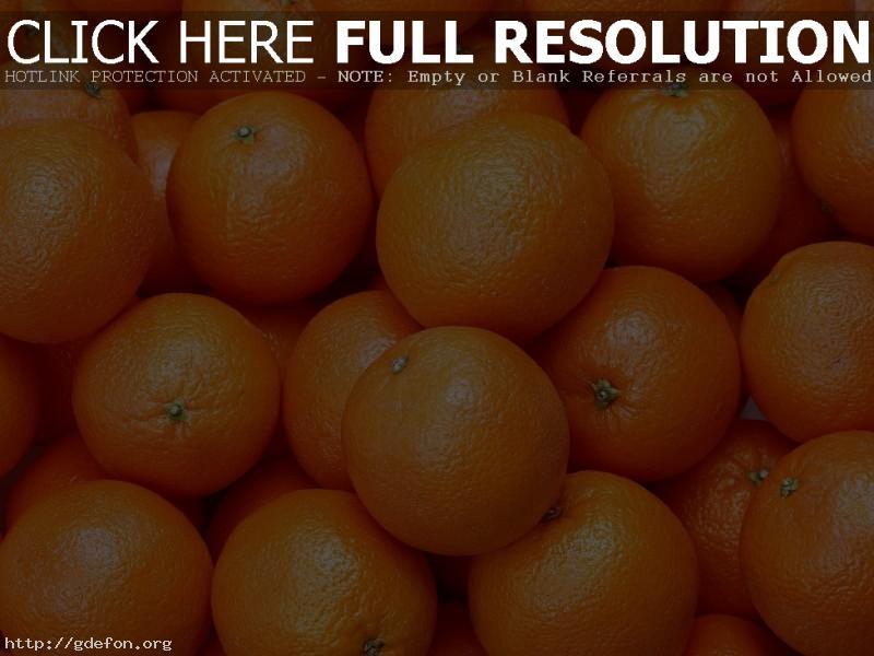 Обои Апельсин, оранжевый, спелый фото картики заставки