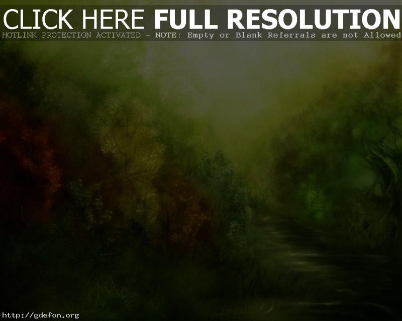 Обои Зеленый рисунок фото картики заставки