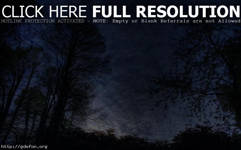 Обои Ночь, пейзаж, небо фото картики заставки