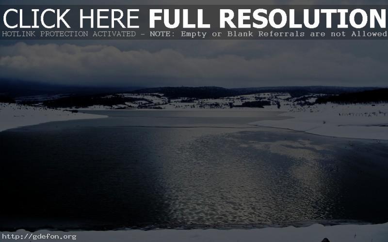 Обои Море, лед, озеро фото картики заставки