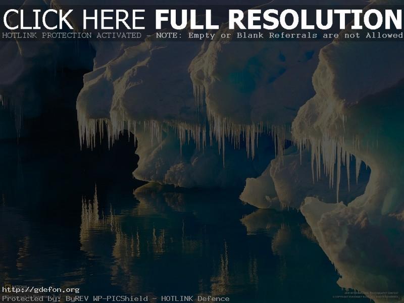 Обои Лед, ледник, айсберг, вода фото картики заставки