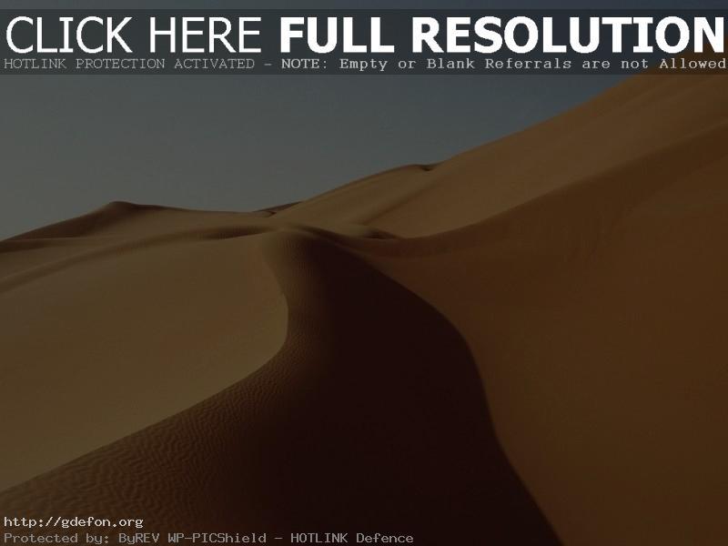 Обои Песок, пустыня, бархан фото картики заставки