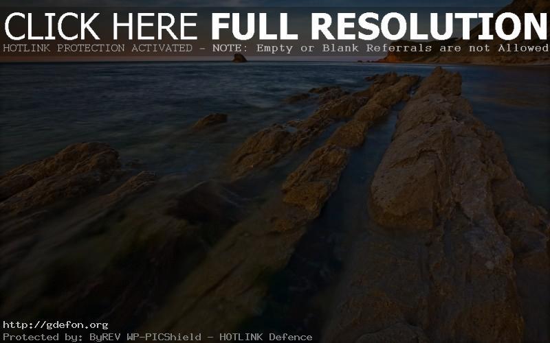 Обои Море, горы, восход фото картики заставки
