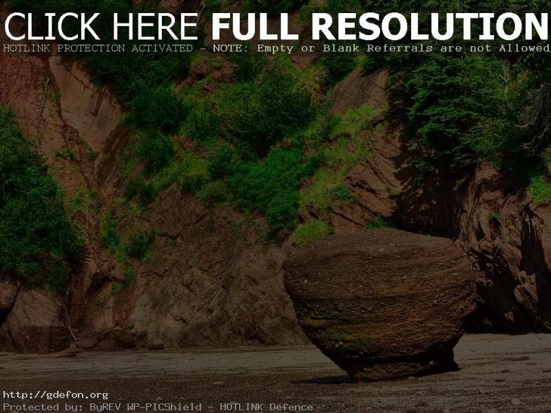 Обои Камни, горы, зелень фото картики заставки