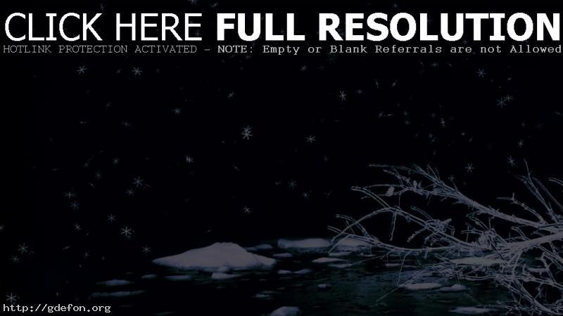 Обои Зима, лёд, романтика фото картики заставки