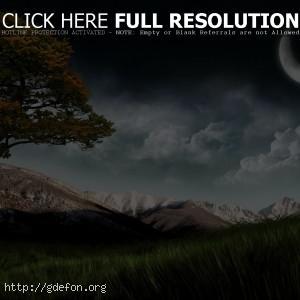 Сказочный пейзаж