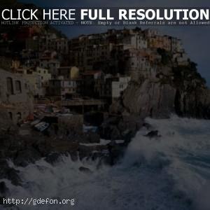 Итальянское море