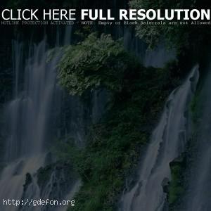 Япония, водопады