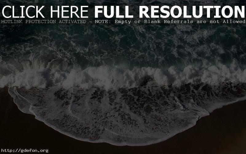 Обои Море, берег, прибой фото картики заставки
