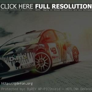 Dirt 3 ford