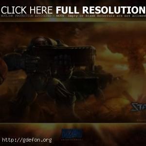 Игровой StarCraft 2