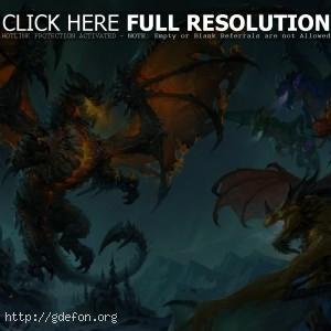 Предводитель драконов