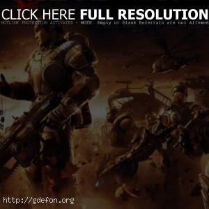 Gears of War 2-5