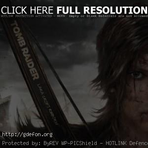 Tomb Rider: Lara Croft reborn