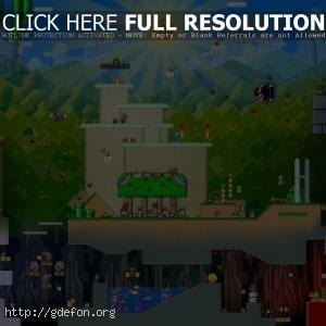 Весь мир Super Mario