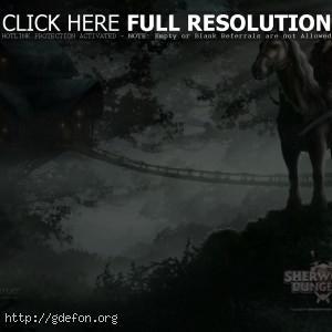 Рейнджер на лошади