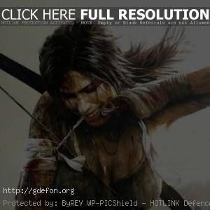 Лара крофт, tomb raider
