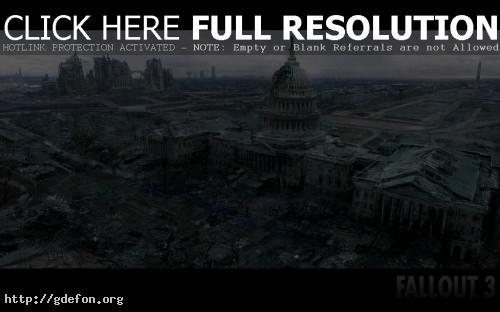 Обои Fallout 3-4 фото картики заставки