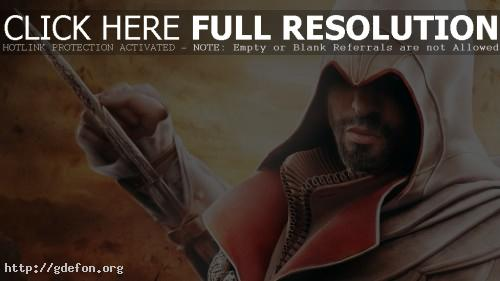 Обои Assassins Creed Brotherhood фото картики заставки