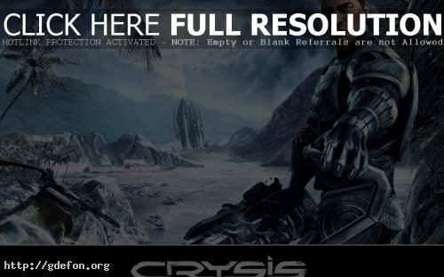 Обои Crysis 7 фото картики заставки