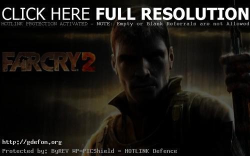 Обои Far Cry 2-2 фото картики заставки